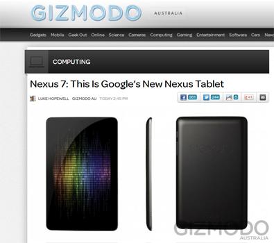 1cd43033913 Google pode anunciar tablet de 7 polegadas em conferência anual nesta  semana