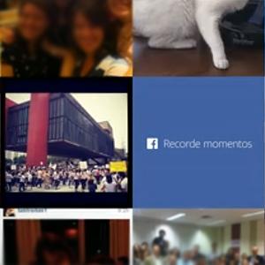 Lookback usa conteúdo postado pelo próprio usuário e faz uma retrospectiva