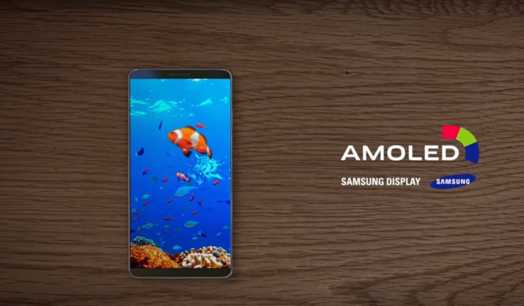 Será este o novo Galaxy S8?