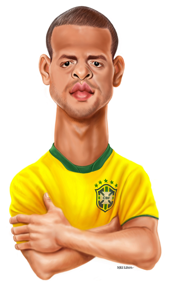 Felipe Melo foi seleção