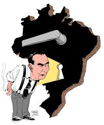 Nelson Rodrigues em linda caricatura de Latuff 5426fdca8f427