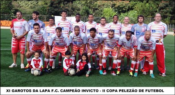 Voz do Terrão  XI Garotos da Lapa é campeão da II Copa Pelezão de Futebol 906d0c4d1282f
