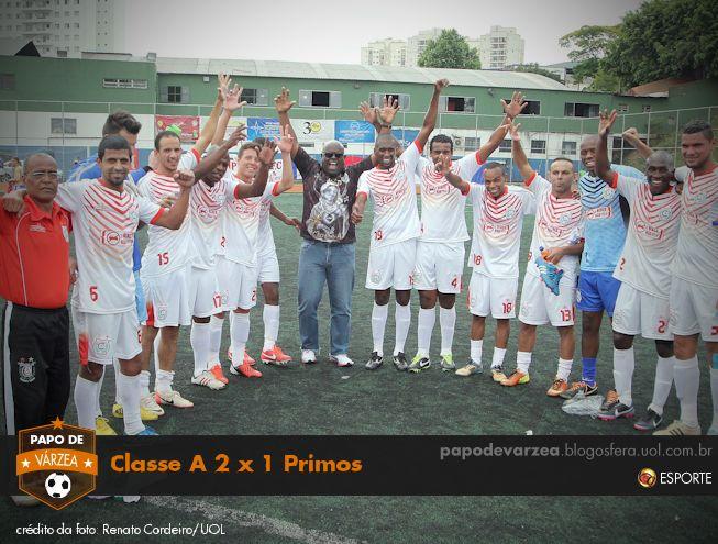 A principal competição do futebol amador na capital paulista chegou a sua  reta final no último domingo. No campo do Magnólia 048d7161dfea6