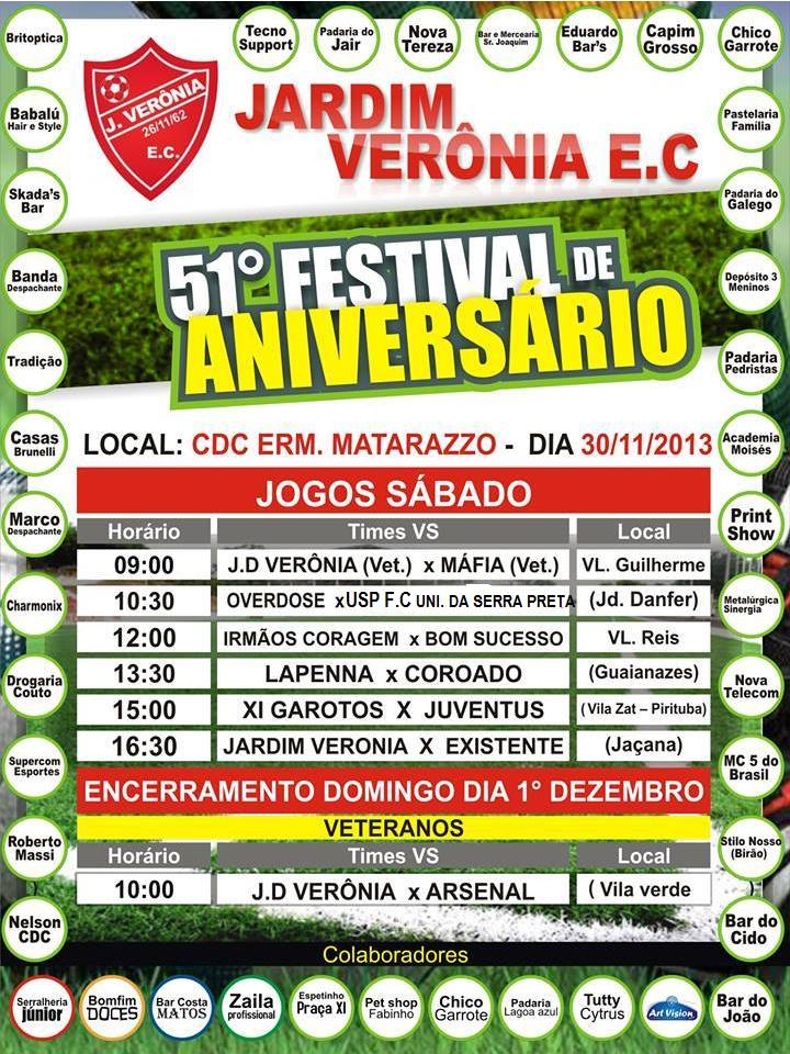 festival veronia