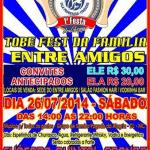 FESTA ENTRE AMIGOS 260714