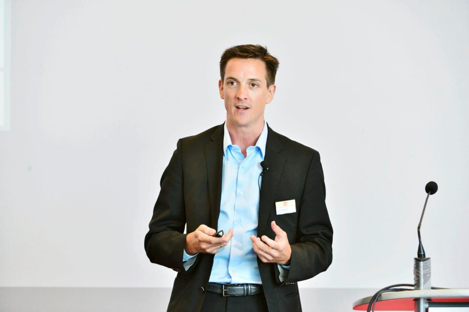 Ullrich Kastner é o fundador da start-up Myhotelshop.de