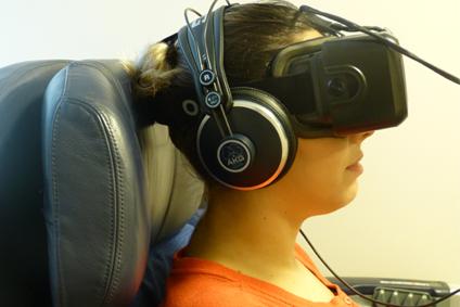 Cortesia: Tratamento Polaris - Terapia Virtual para Fobia de Avião