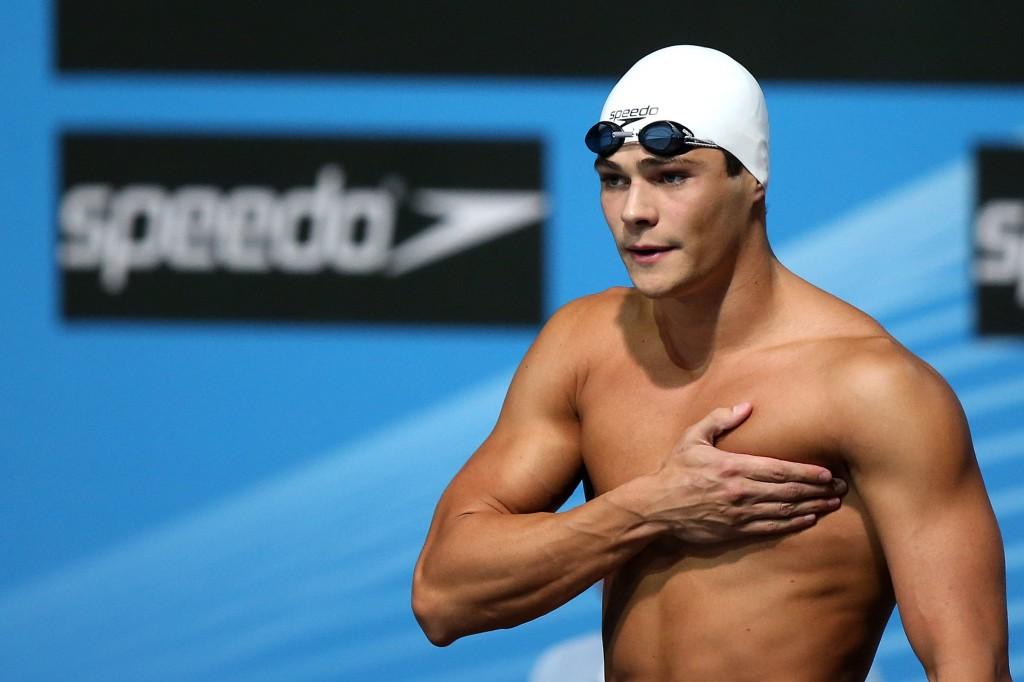 Marcelo Chierighini tem boas chances de medalha nos 100m livre - Foto de Satiro Sodré