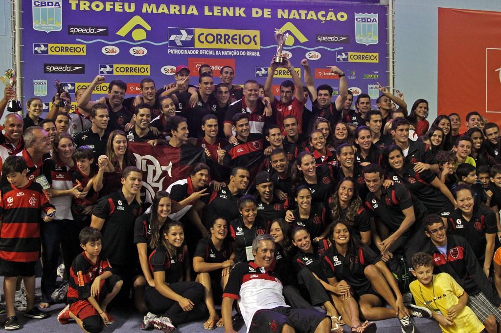 Com 13 títulos, o Flamengo é um dos maiores campeões - Foto: Satiro Sodré