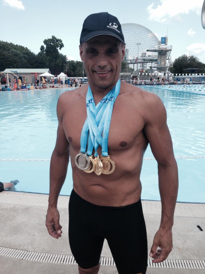 Marcus Mattioli bateu mais um recorde mundial - Foto: Arquivo Pessoal