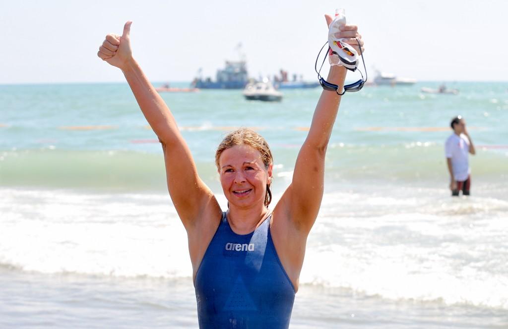 Angela Maurer busca mais medalhas para seu currículo - Foto: Andrea D'Errico/La Presse