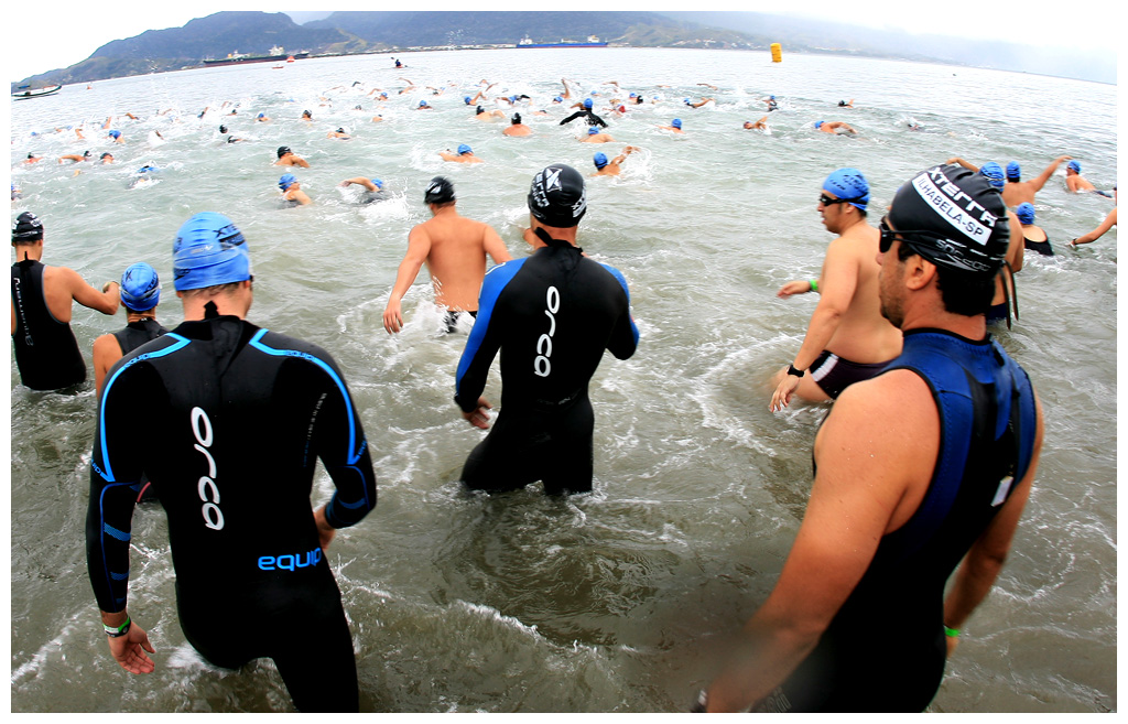 O Swim Challenge é uma das provas mais popualres do circuito - Foto: XTerra/Reprodução