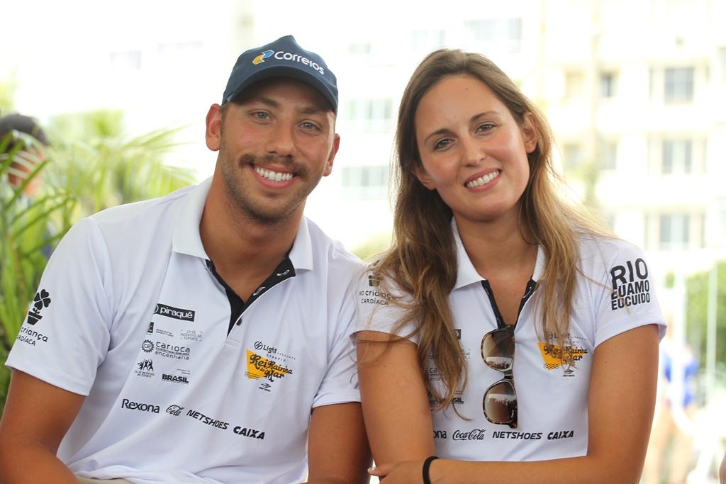 Betina terá como parceiro Samuel de Bona - Foto: Gilvan de Souza