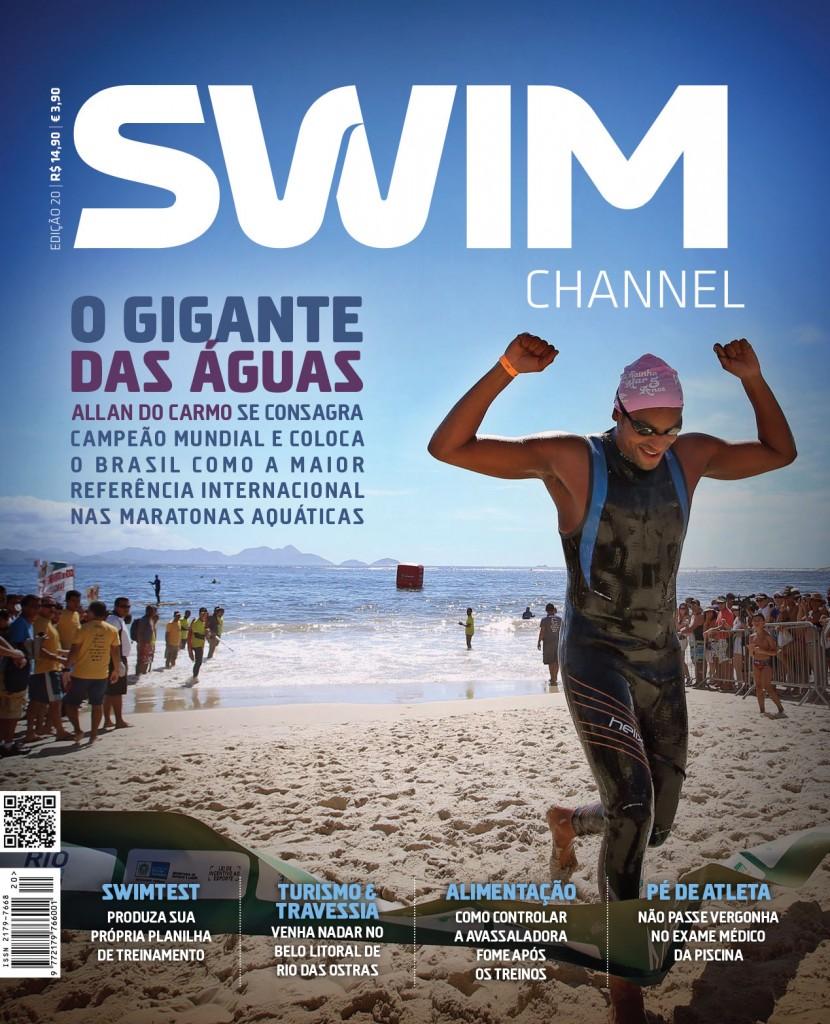 Capa da edição #20