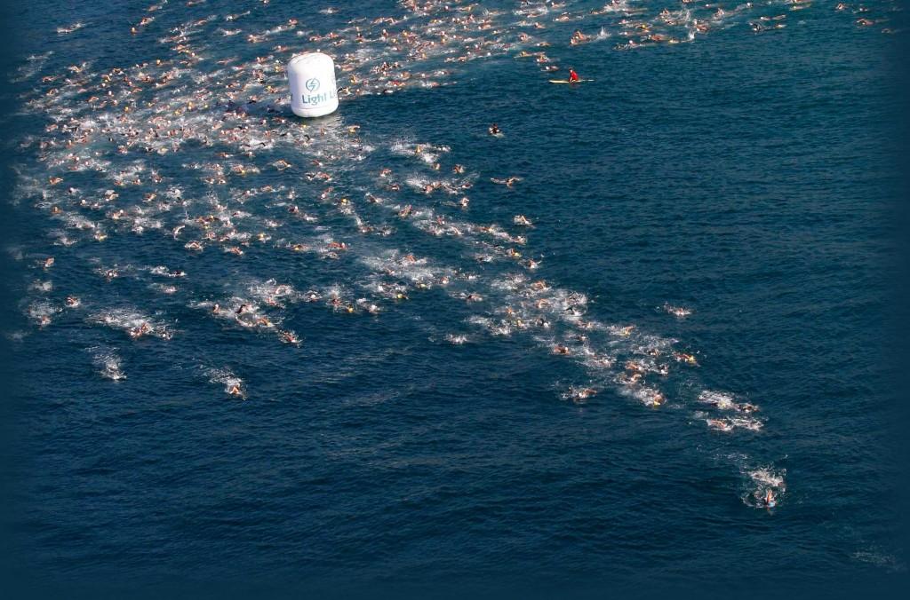 As águas de Copacabana vão ferver neste sábado - Foto: Organização do Rei e Rainha do Mar
