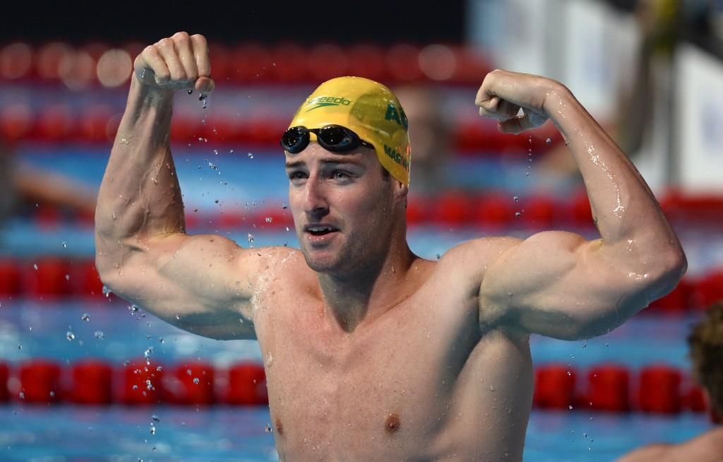 Magnussen vai em busca do 5º ano na liderança dos 100m livre: Foto: Pierre-Philippe Marcou/Getty Images
