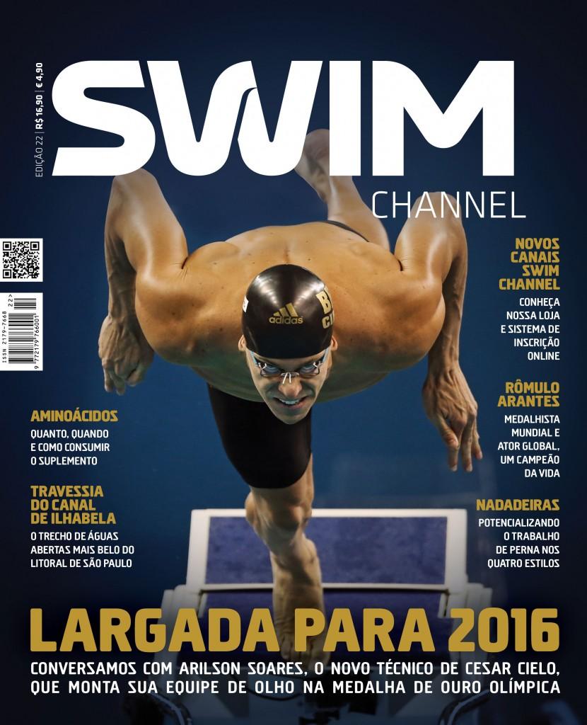 Capa da edição #22