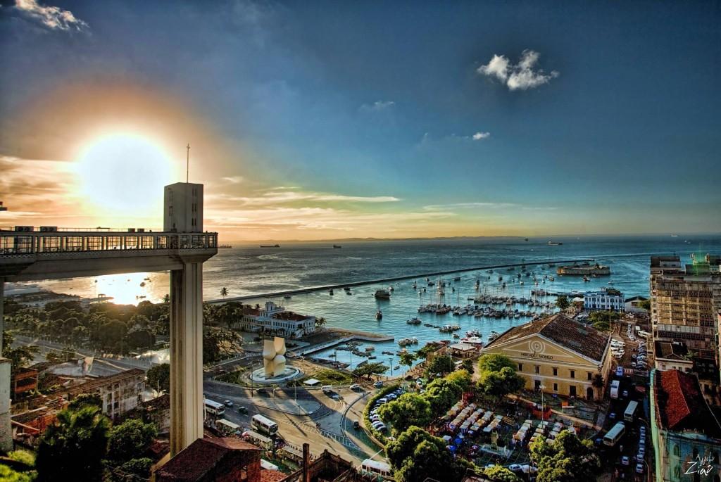 A bela Salvador será palco do Rei e Rainha do Mar - Foto: Internet/Reprodução