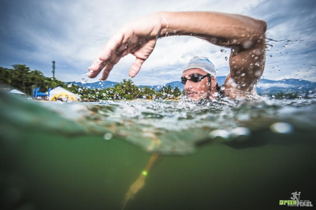O Aloha terá duas provas de águas abertas - Foto: Ale Socci