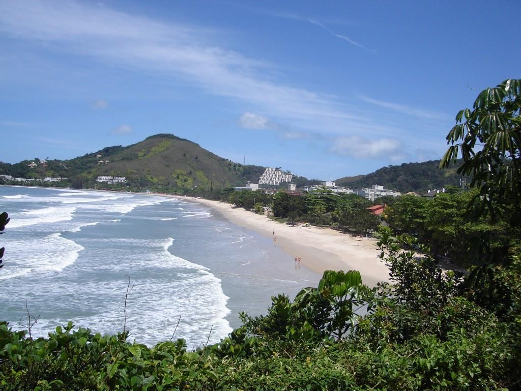 Vista da Praia de Toninhas - Foto: Reprodução