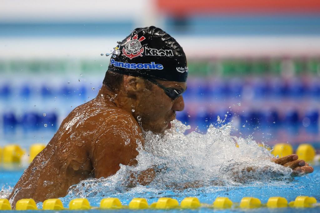Felipe França vai para a terceira Olimpíada - Foto: Satiro Sodré/ SSPress