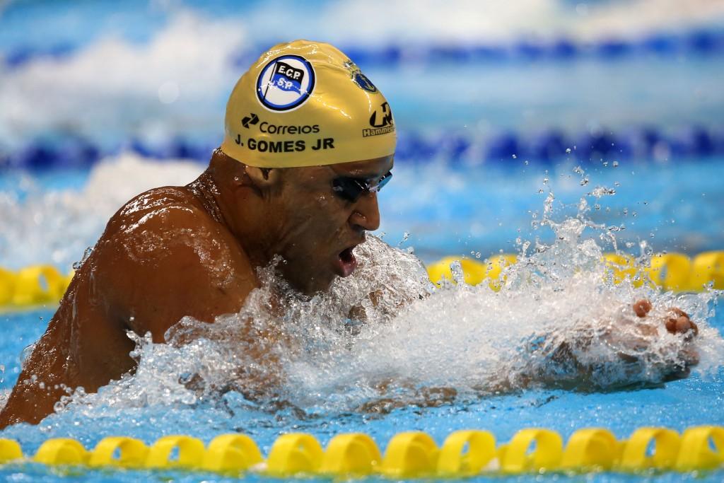Joao Gomes estará no Rio-2016 - Foto: Satiro Sodré/ SSPress