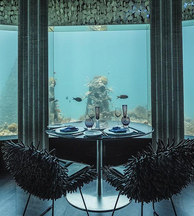 O restaurante Subsix - Foto: Reprodução