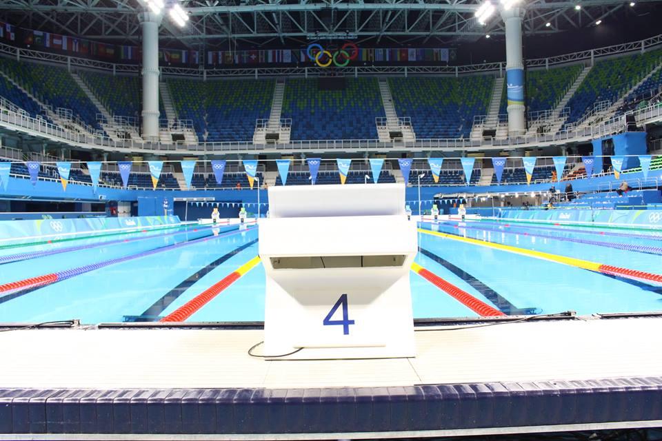 O Rio-2016 foi uma experiência inesquecível para a equipe SWIM CHANNEL