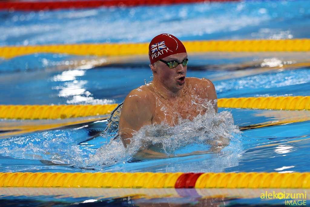 Peaty bateu o primeiro recorde mundial no Rio-2016 - Foto: Alessandro Koizumi
