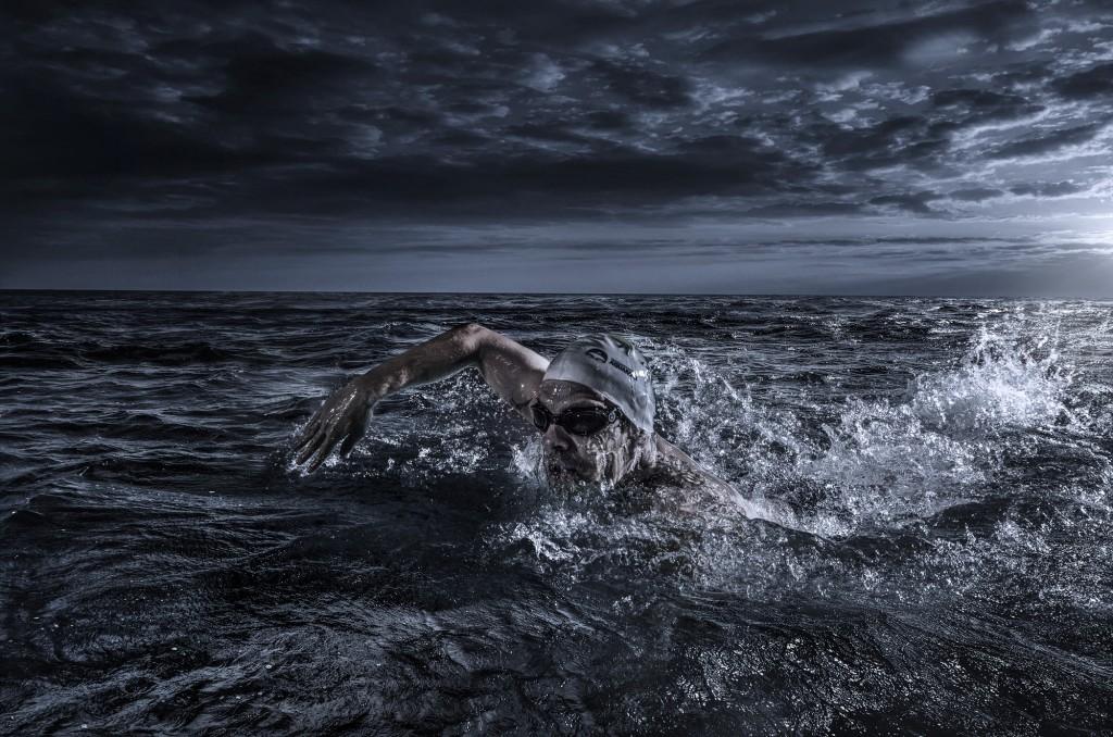 Samir fez simulações noturnas visando a prova – Foto: Matheus Meireles