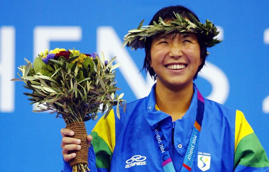 Fabiana Sugimori foi bicampeã paralímpica - Foto: Divulgação