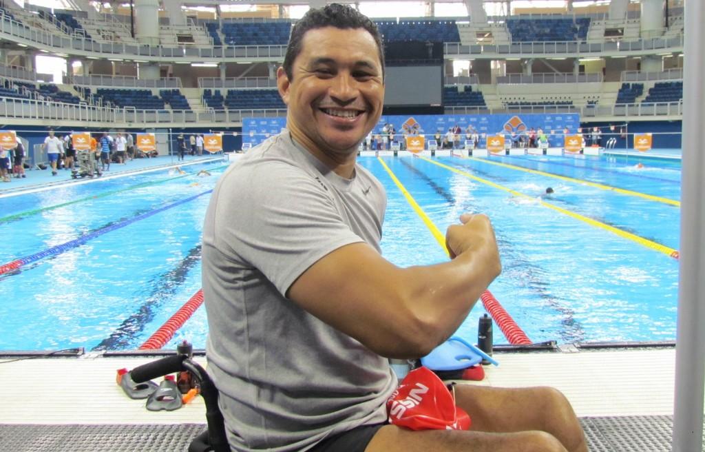 Clodoaldo Silva se despede das Paralímpiadas – Foto: Luiza Kreitlon/Pautas & Notícias
