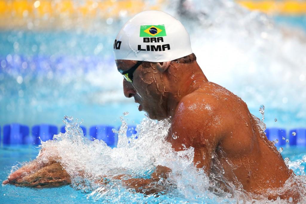 Felipe Lima levou 16 medalhas na Copa do Mundo - Foto: Satiro Sodre/SSPress