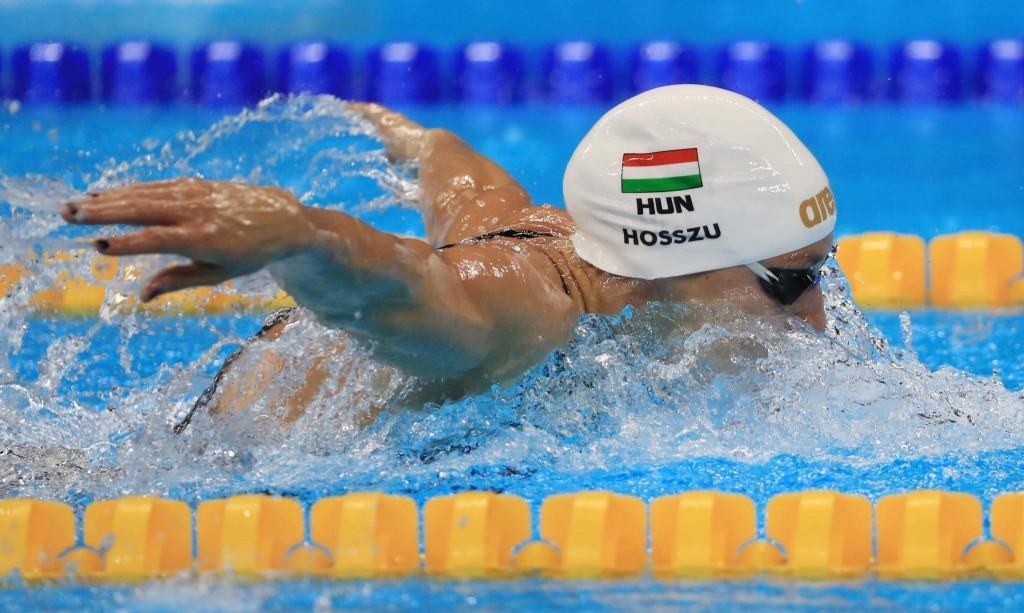 Katinka Hosszu faz uma temporada perfeita – Foto: Reuters
