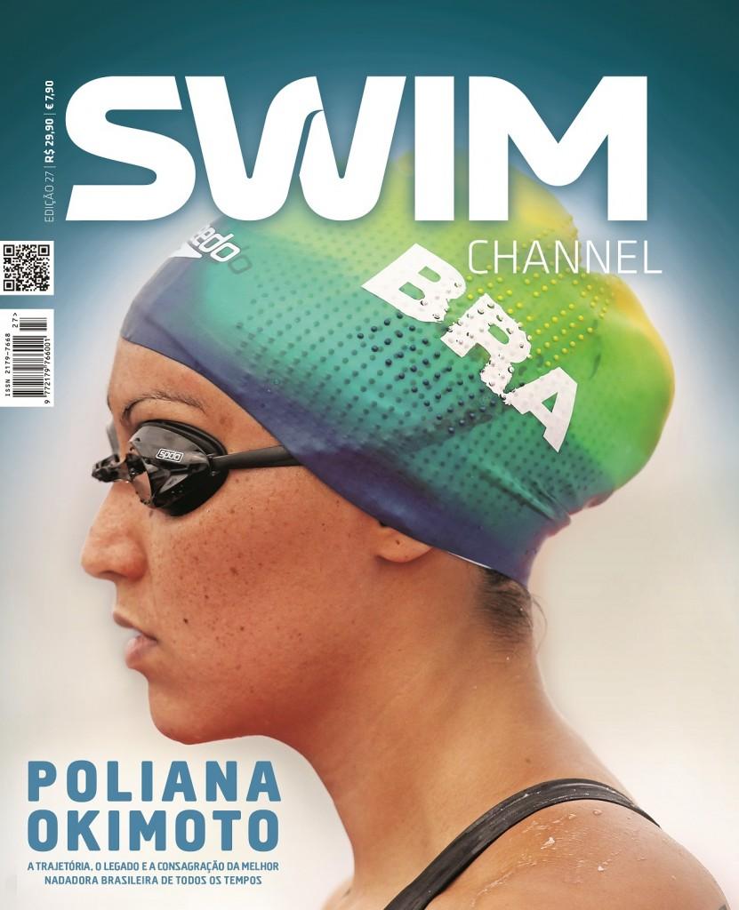 Capa da edição 27 da Swim Channel