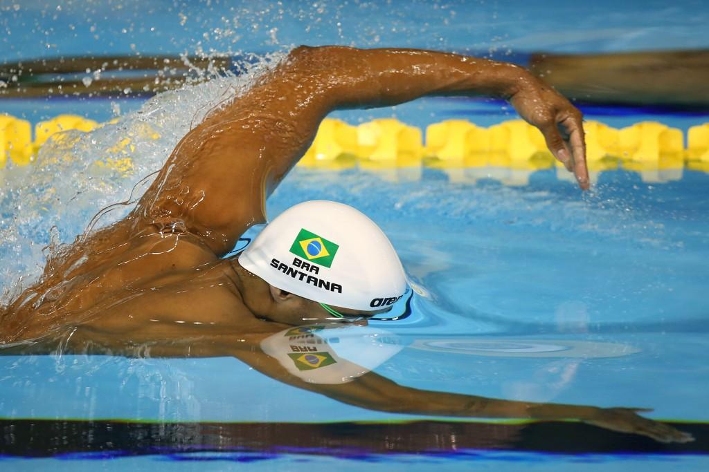 Matheus Santana disputa torneio na Suíça - Foto: Satiro Sodre/SSPress