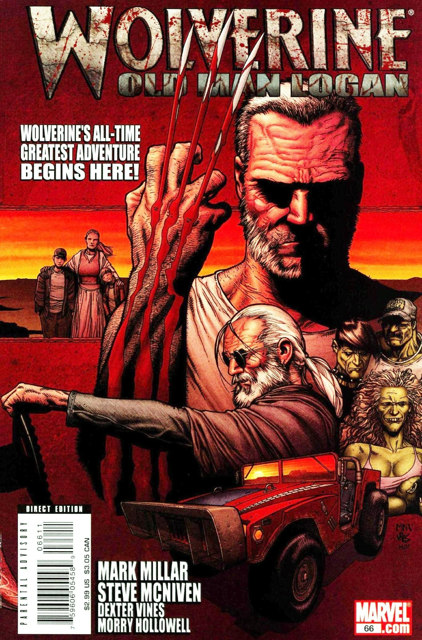 Wolverine Velho Logan Pdf