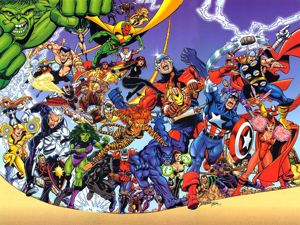 Avengers-Perez