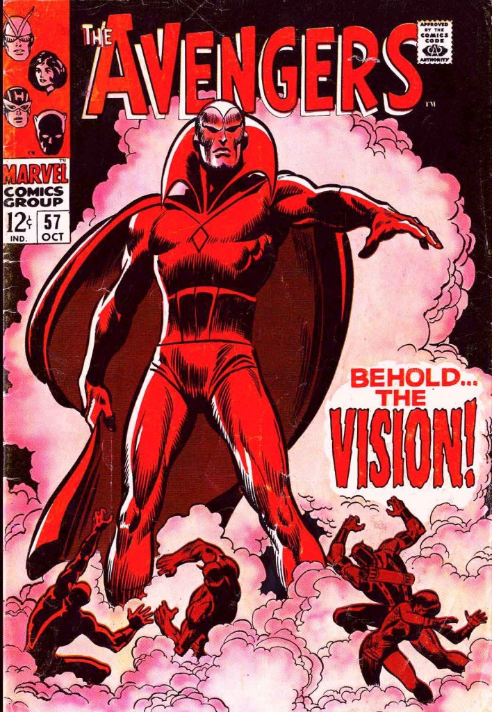 Behold the Vision cover