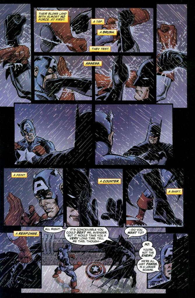 JLA Avengers page
