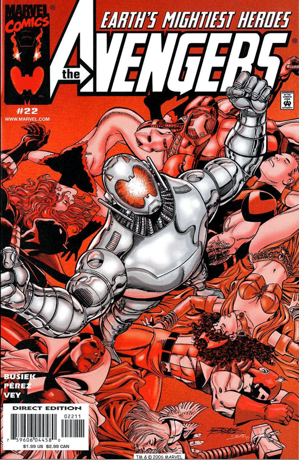 Ultron Unlimited cover