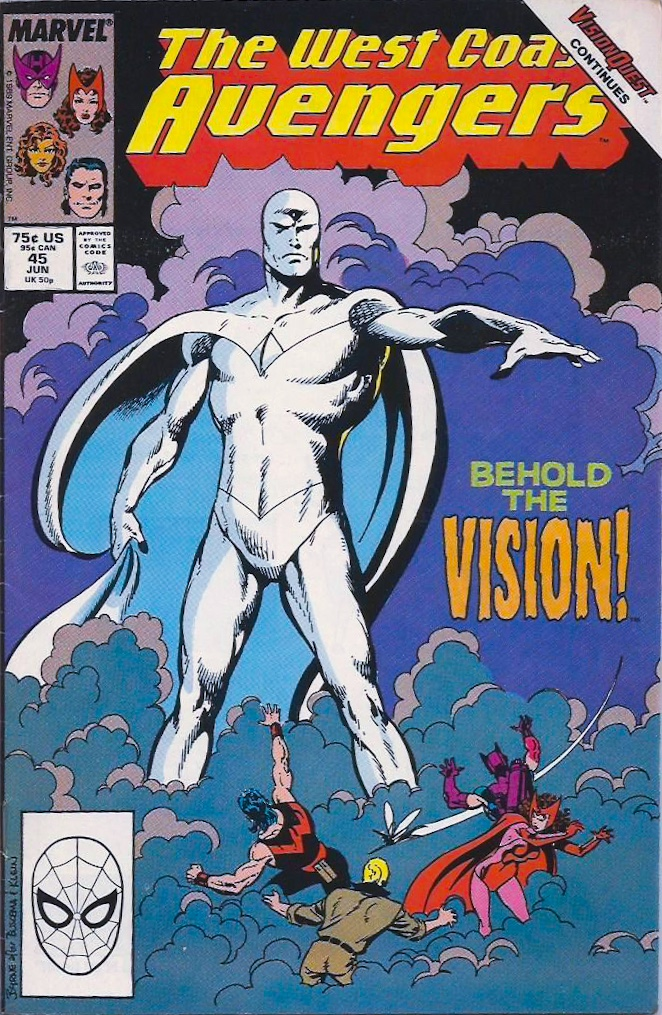 Vision Quest cover
