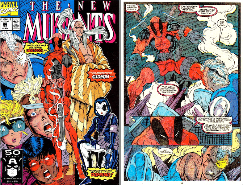 deadpool new mutants