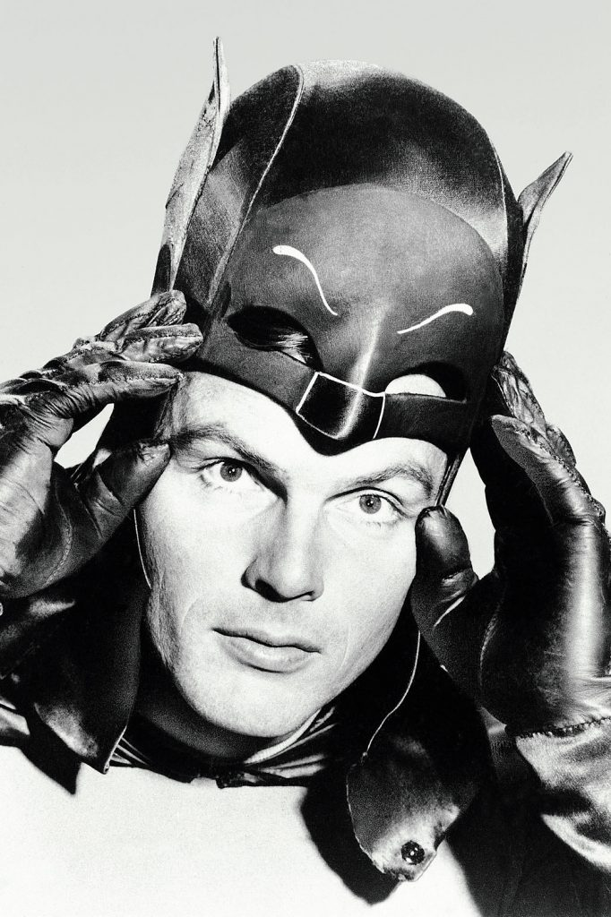 "It appears some television viewers prefer ""Batman"", shown March 17, 1966, over the Gemini 8 coverage. The ABC-TV network, which airs the show on Wednesday nights, reported 1,000 telephone calls protesting the interruption of the show for reports on the space flight. Adam West portrays the hero in the series. (AP Photo)"