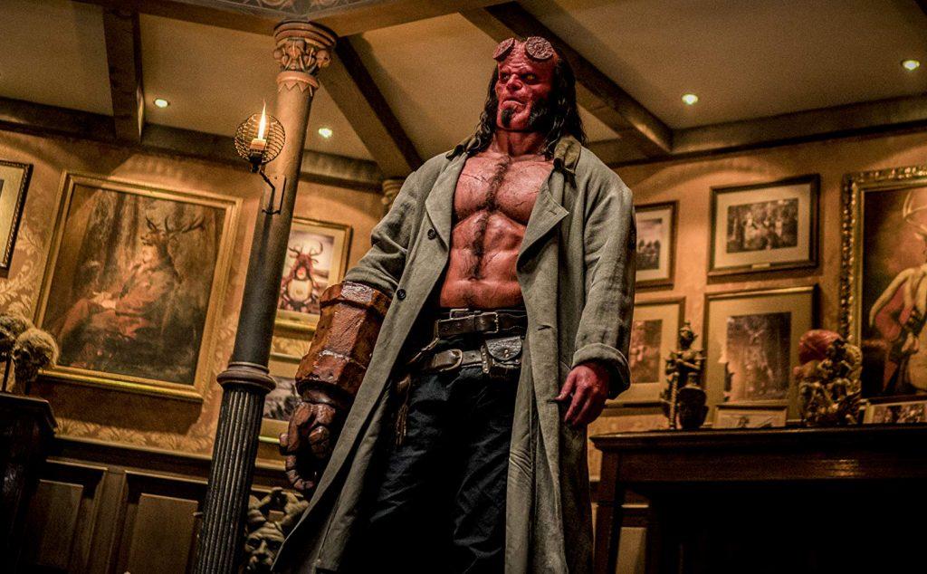 Novo Hellboy enterra uma das adaptações de HQs mais promissoras do cinema -  UOL Entretenimento