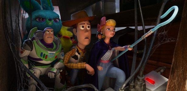 Quem diria que o cinema ainda precisava de Toy Story 4