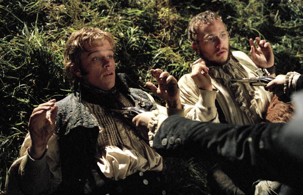 THE BROTHERS GRIMM, Matt Damon, Heath Ledger, 2005, (c) Dimension Films