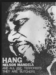 blog - mandela - poster hang