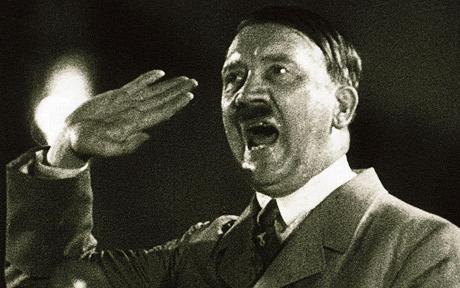 Adolf Hitler, o pai de todos os racistas