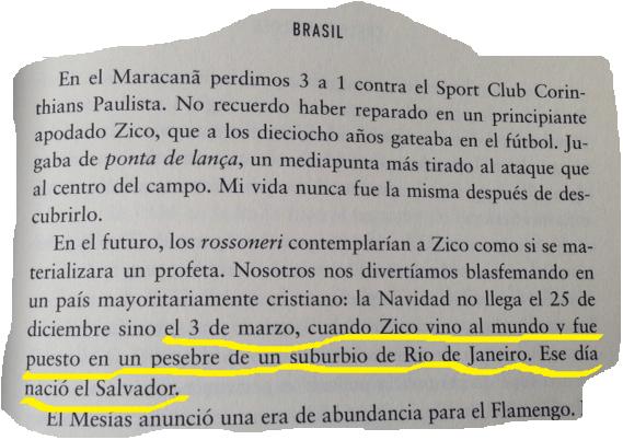 """Trecho de """"Crecer a golpes"""", livro organizado por Diego Fonseca (C. A. Press, Penguin Group-USA)"""